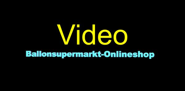 Video: Ballonsupermarkt-Onlineshop Informativ